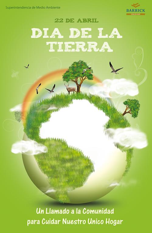 Imagenes de afiches del medio ambiente - Imagui